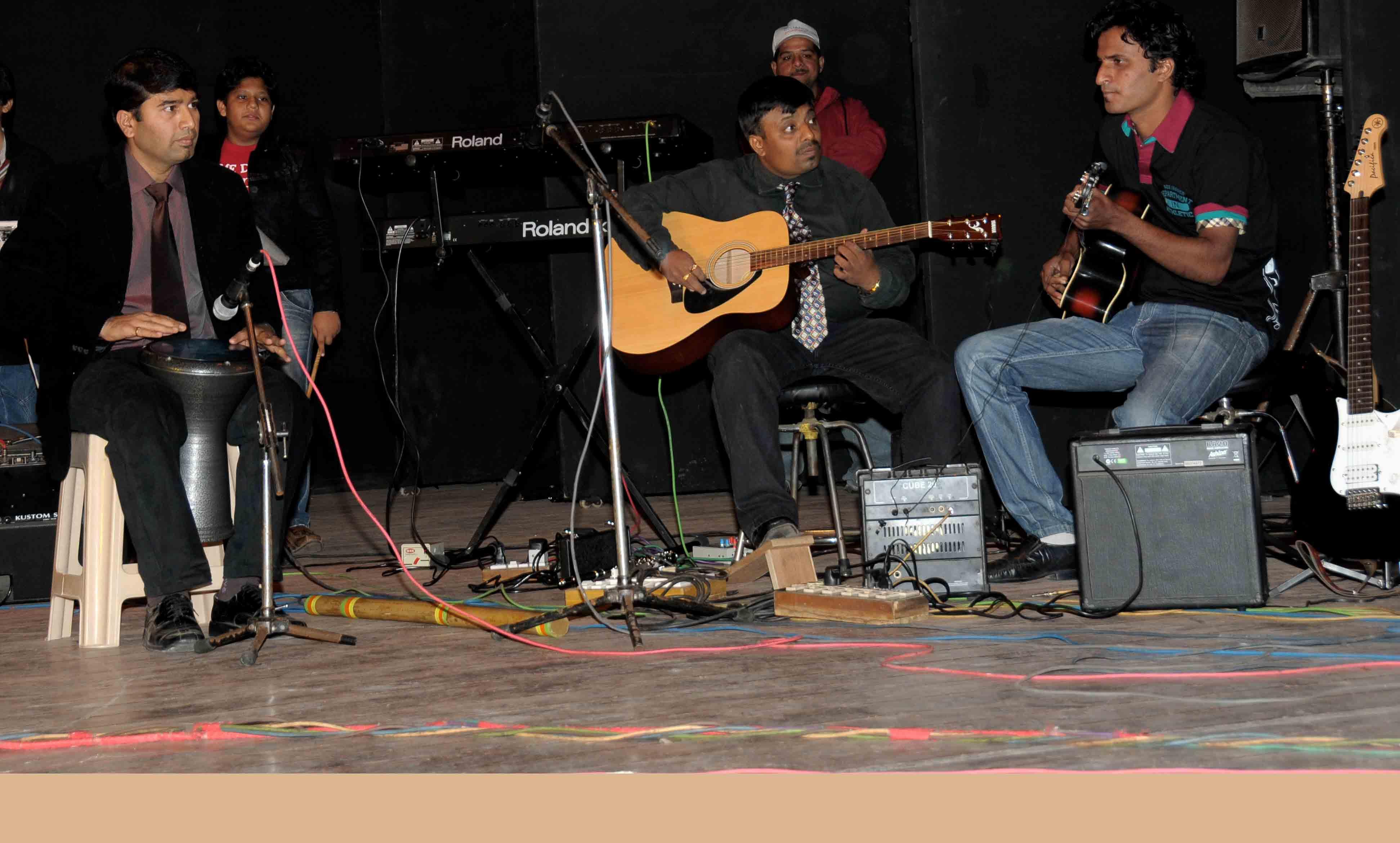 Tagore hall, Ahmedabad Show